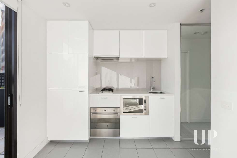 Second view of Homely apartment listing, 1102/263 Franklin Street, Melbourne VIC 3000