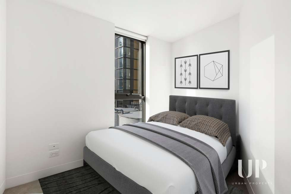 Third view of Homely apartment listing, 1102/263 Franklin Street, Melbourne VIC 3000