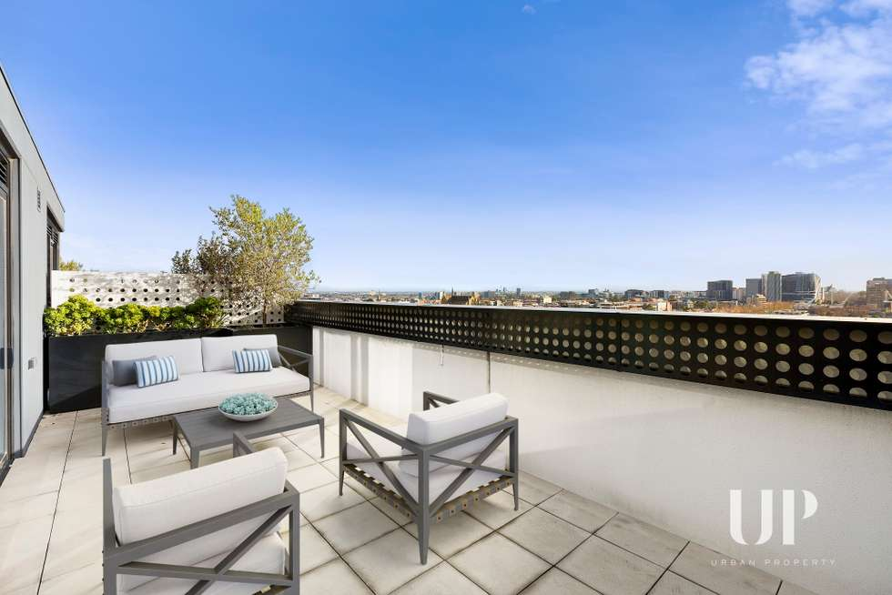 Fifth view of Homely apartment listing, 1102/263 Franklin Street, Melbourne VIC 3000