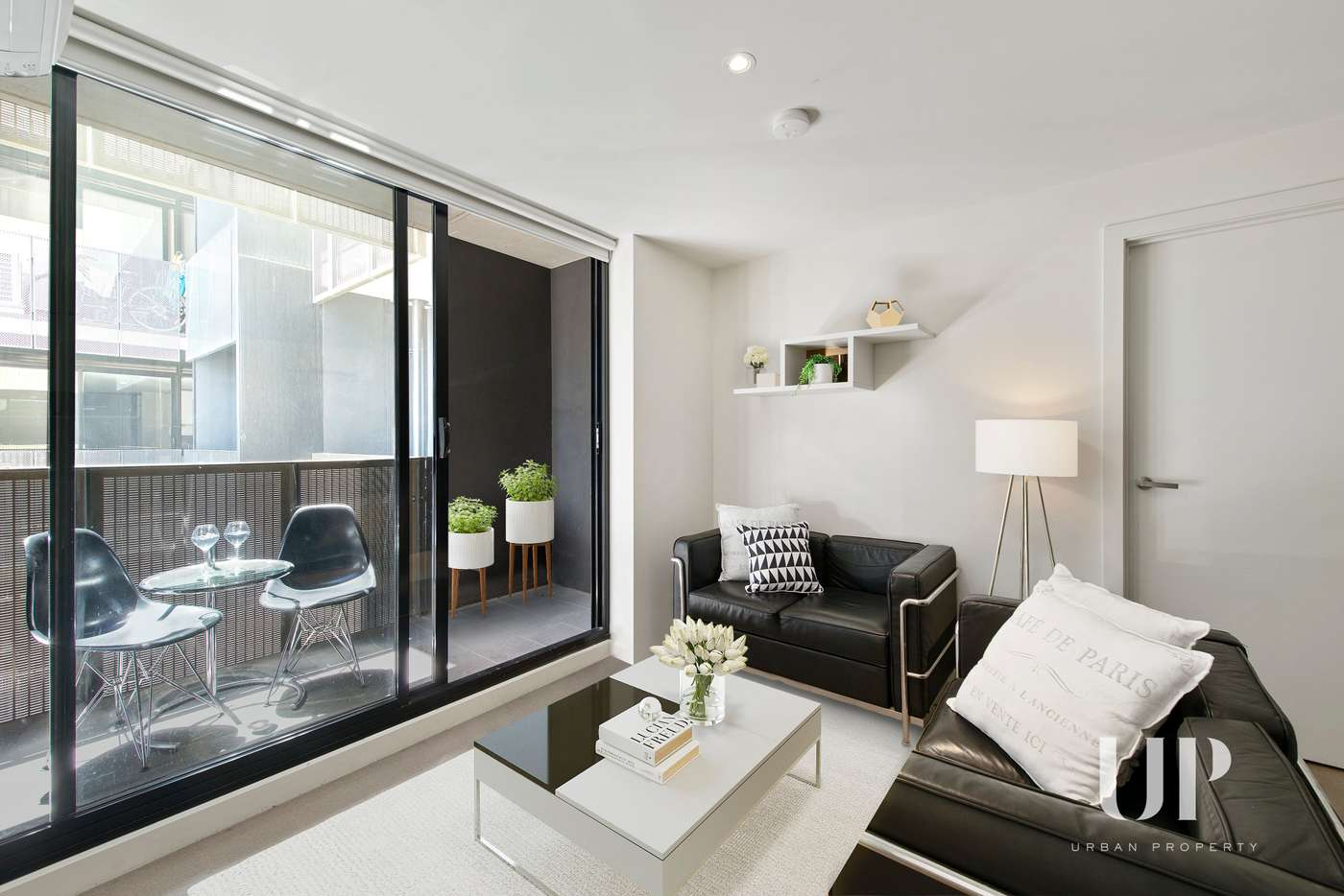 Main view of Homely apartment listing, 104/243 Franklin Street, Melbourne VIC 3000