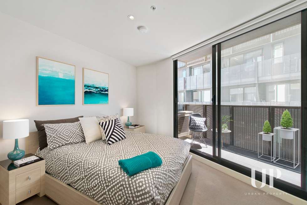 Fourth view of Homely apartment listing, 104/243 Franklin Street, Melbourne VIC 3000
