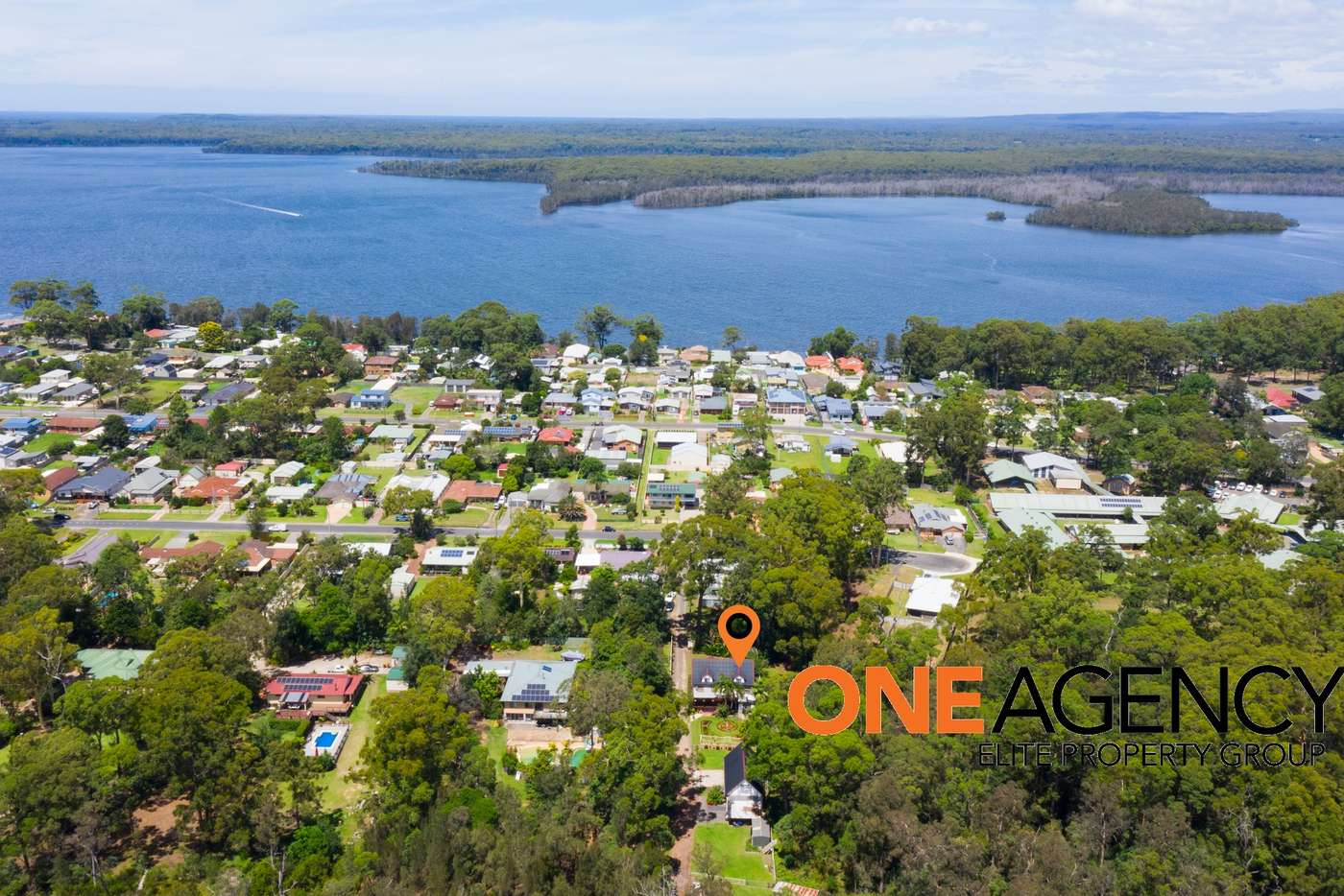 Main view of Homely acreageSemiRural listing, 25A Reserve Road, Basin View NSW 2540
