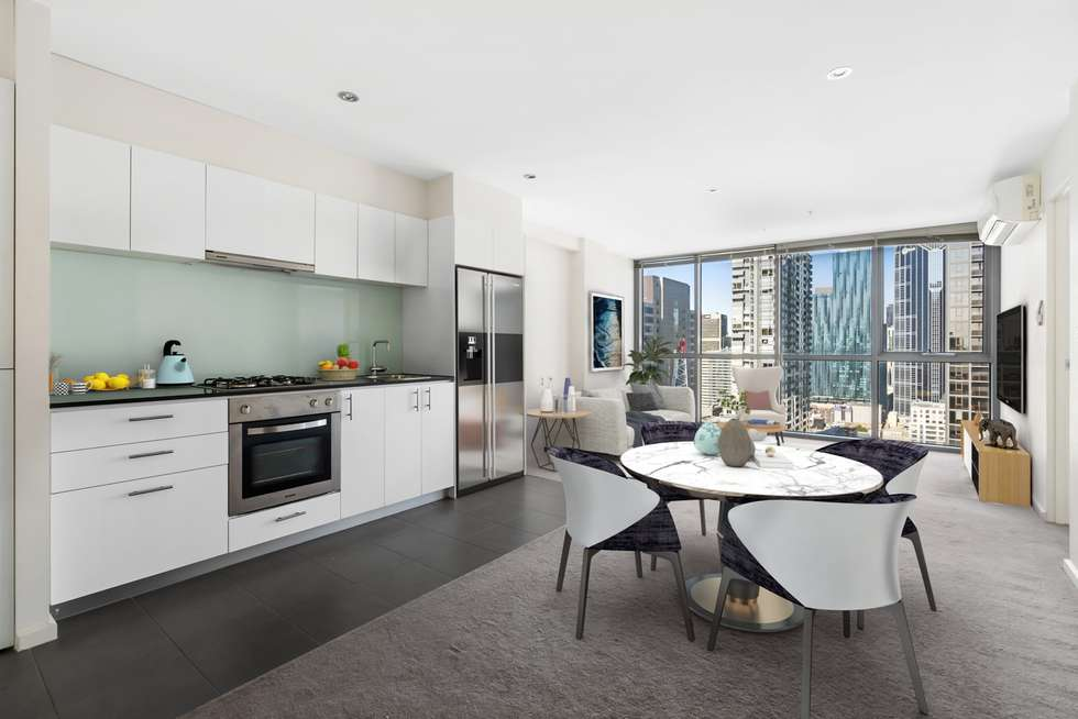 Fourth view of Homely apartment listing, 2803/8 Exploration Lane, Melbourne VIC 3000