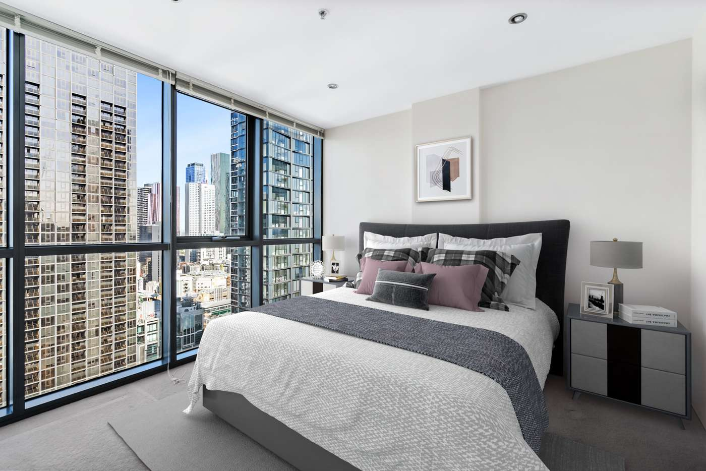Fifth view of Homely apartment listing, 2803/8 Exploration Lane, Melbourne VIC 3000