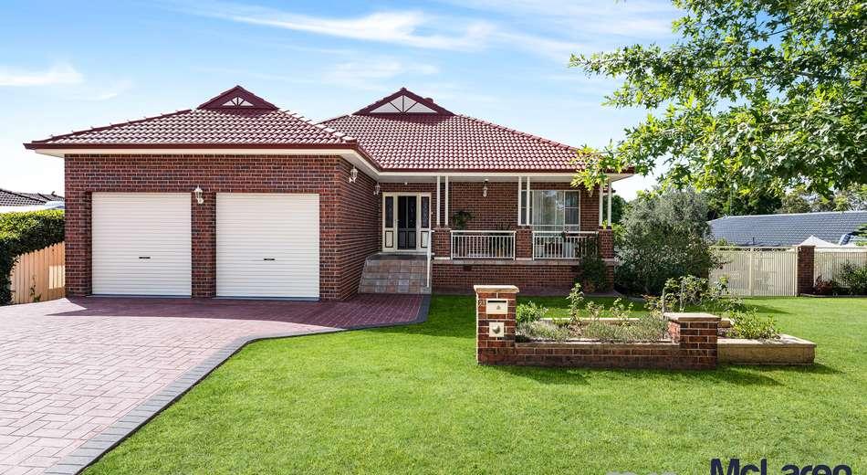 21 Pin Oak Place, Narellan Vale NSW 2567