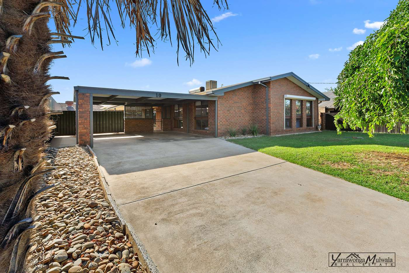 Main view of Homely house listing, 10 Jackson Street, Yarrawonga VIC 3730