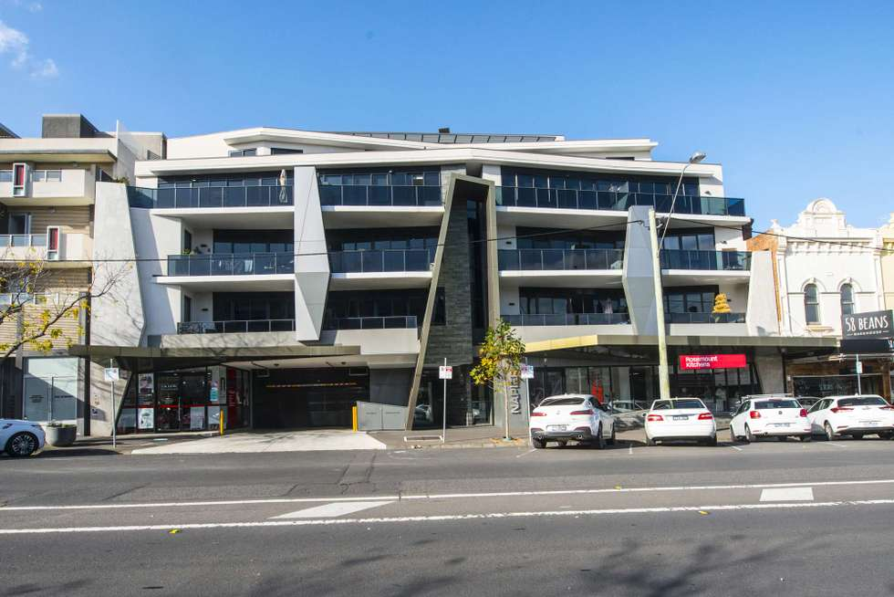 Third view of Homely apartment listing, 305/20 Napier Street, Essendon VIC 3040