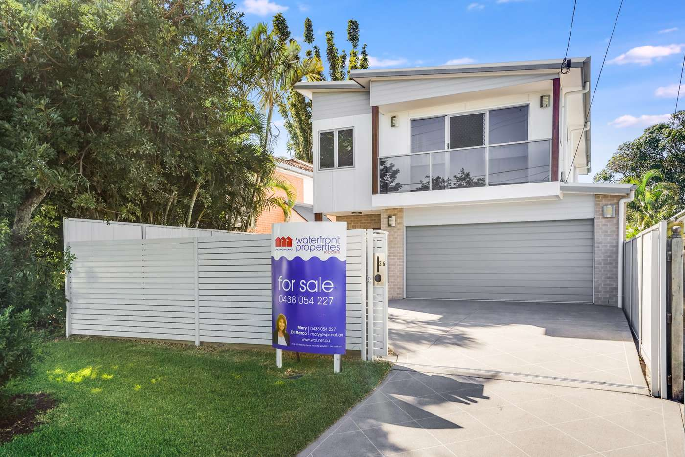 Main view of Homely house listing, 36 DONALD STREET, Woody Point QLD 4019