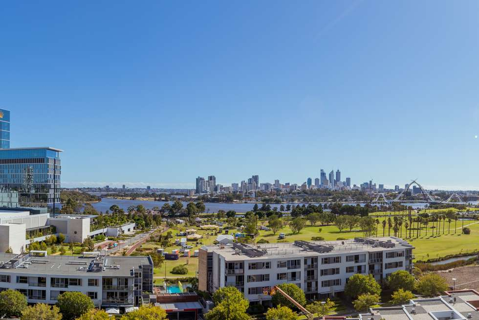 Second view of Homely apartment listing, 901/19 The Circus, Burswood WA 6100