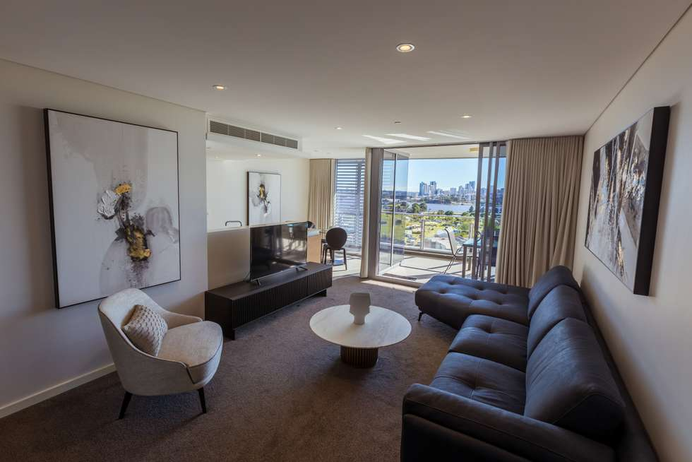 Third view of Homely apartment listing, 901/19 The Circus, Burswood WA 6100