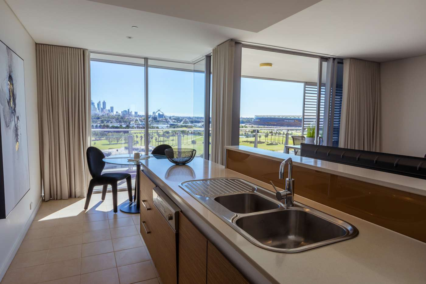 Fifth view of Homely apartment listing, 901/19 The Circus, Burswood WA 6100