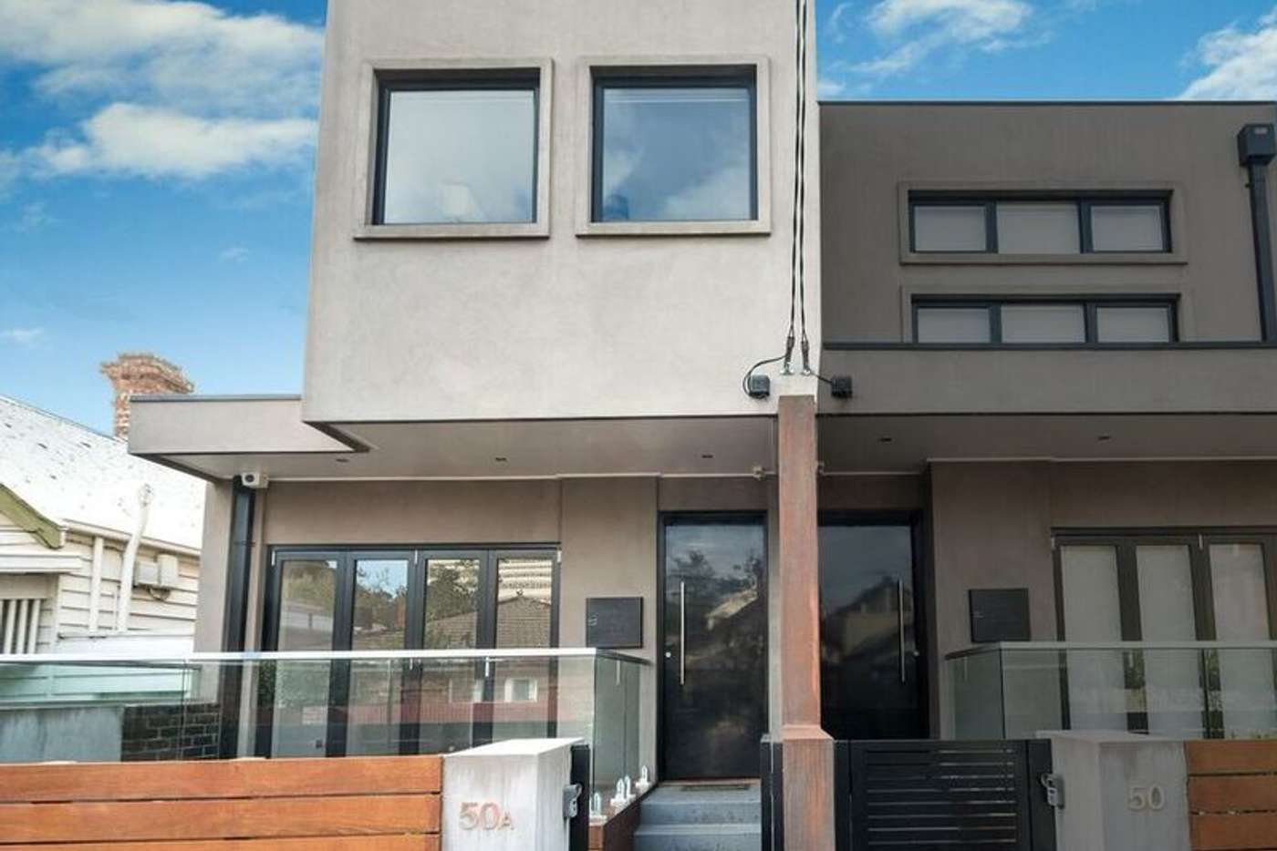 Main view of Homely townhouse listing, 50A York Street, Prahran VIC 3181