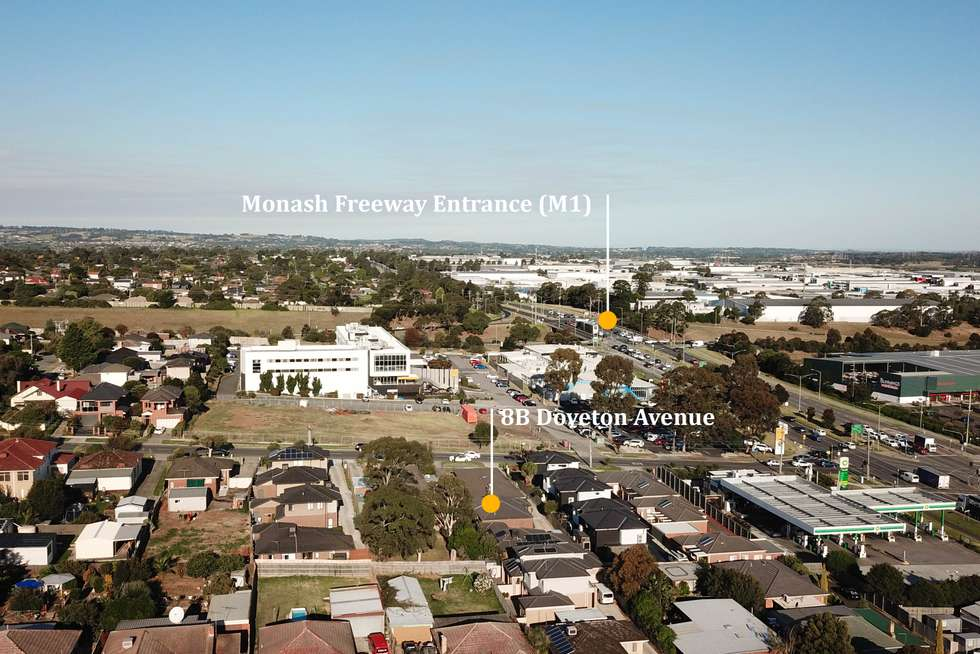 Third view of Homely unit listing, 8 Doveton Avenue, Eumemmerring VIC 3177