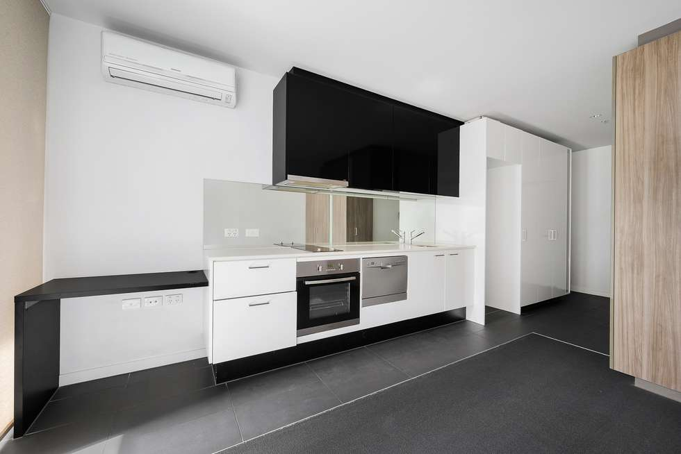 Second view of Homely studio listing, 2307/220 Spencer Street, Melbourne VIC 3000