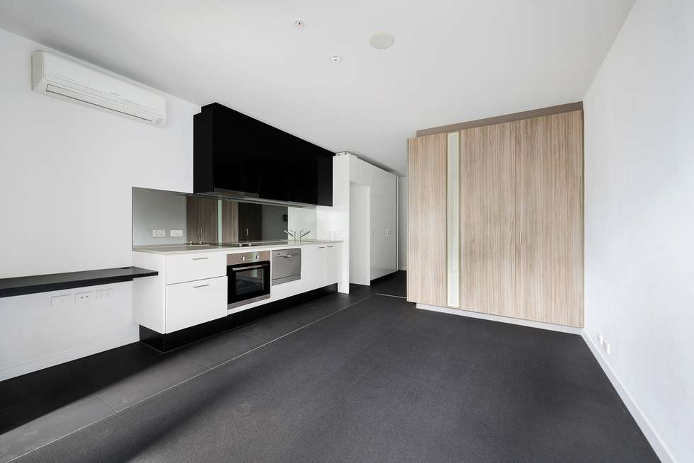 Third view of Homely studio listing, 2307/220 Spencer Street, Melbourne VIC 3000