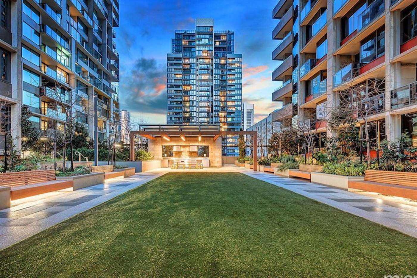 Seventh view of Homely studio listing, 2307/220 Spencer Street, Melbourne VIC 3000