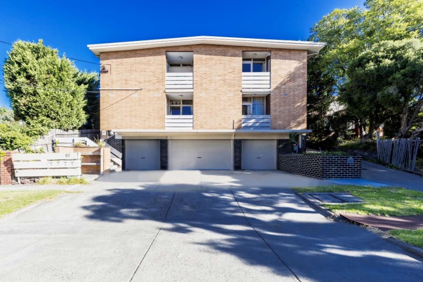 Main view of Homely apartment listing, 3/80 Napier Crescent, Essendon VIC 3040