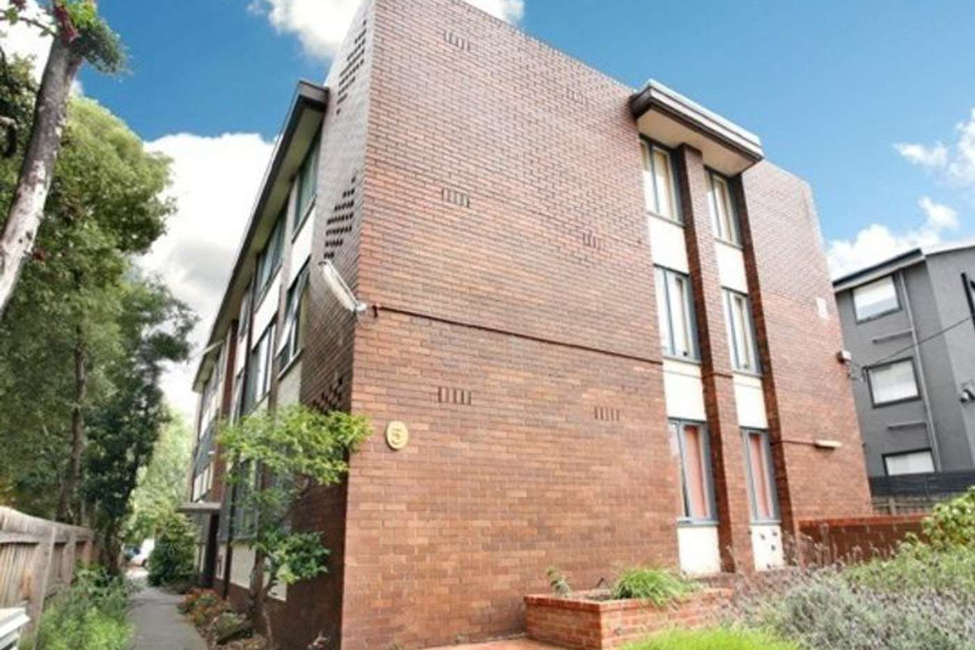 Main view of Homely apartment listing, 8/5 Barnsbury Road, South Yarra VIC 3141