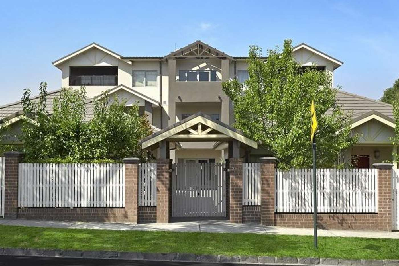 Main view of Homely apartment listing, 6/350 Mont Albert Road, Mont Albert VIC 3127