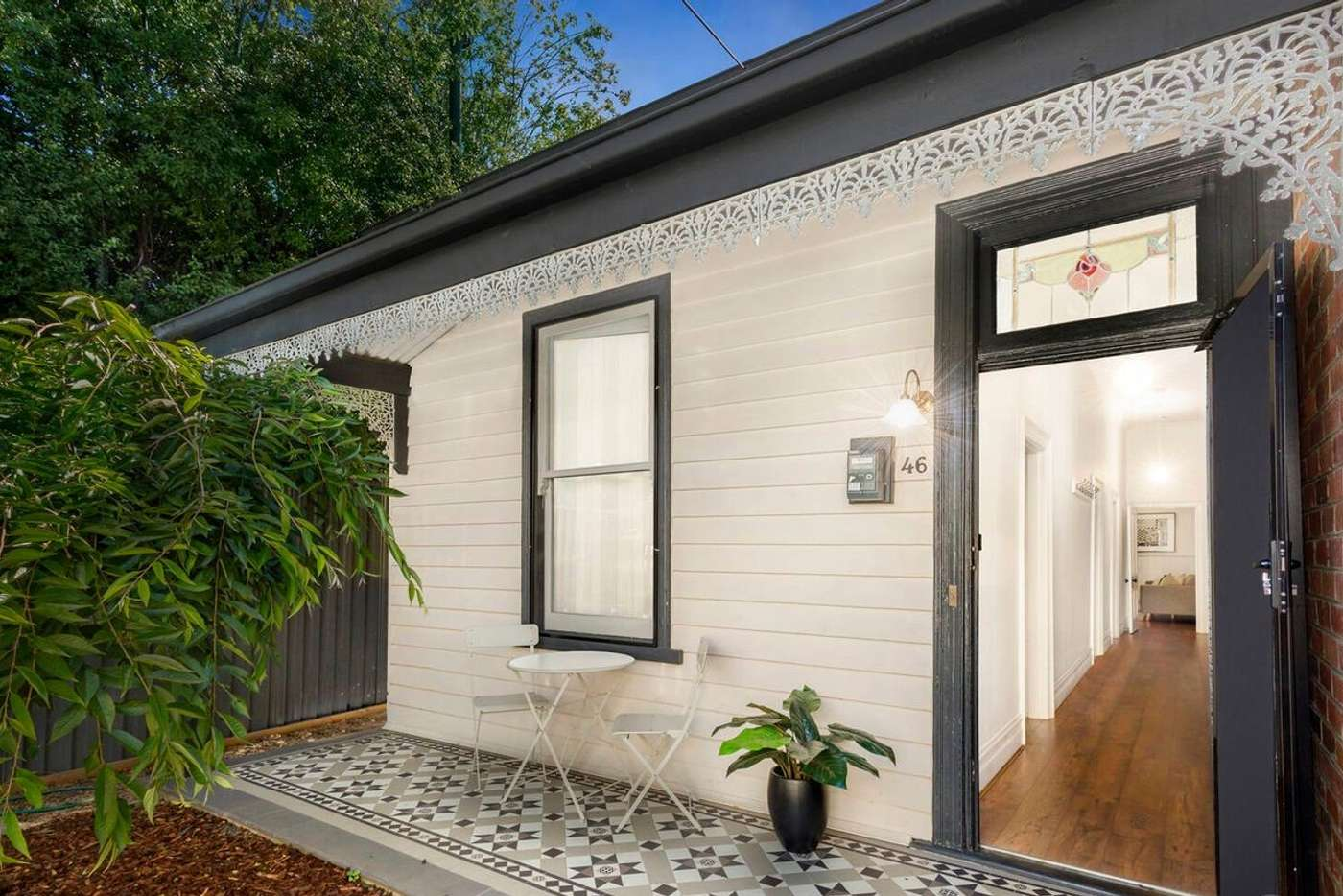 Main view of Homely house listing, 46 LORD STREET, Richmond VIC 3121