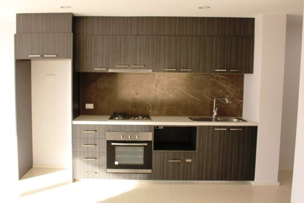 Second view of Homely apartment listing, 607/179 Boundary Road, North Melbourne VIC 3051