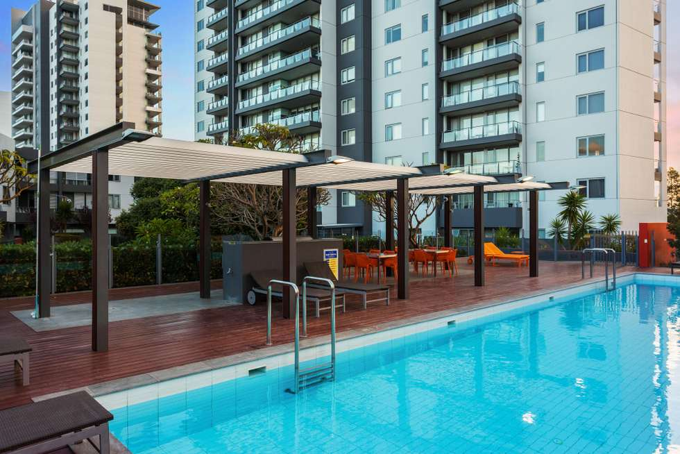 Third view of Homely apartment listing, 1107/30 The Circus, Burswood WA 6100