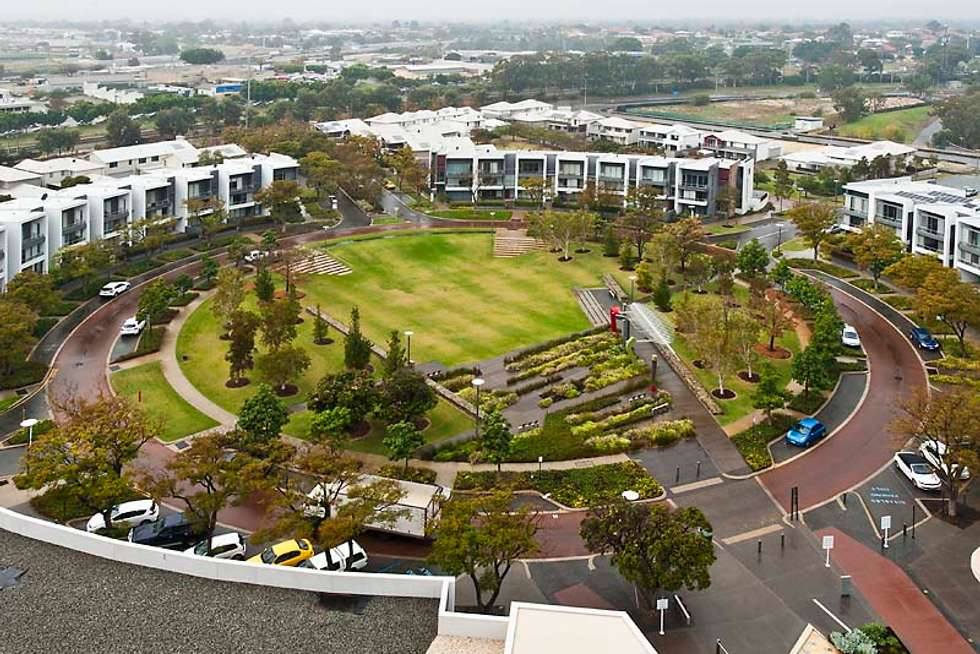 Fourth view of Homely apartment listing, 1107/30 The Circus, Burswood WA 6100