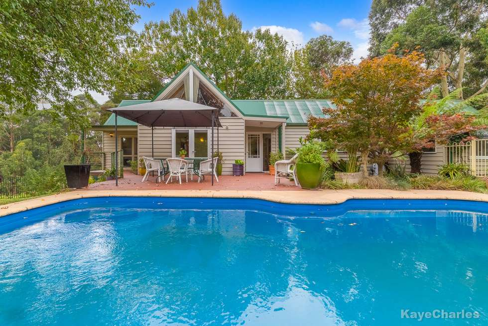 Third view of Homely acreageSemiRural listing, 1 Edzell Road, Clematis VIC 3782