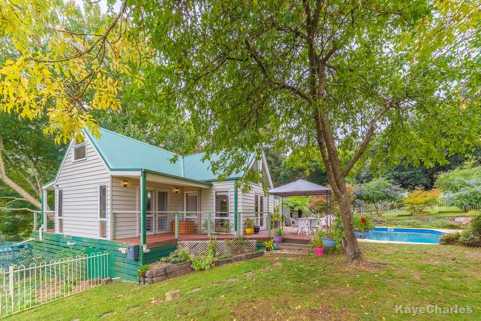 Fourth view of Homely acreageSemiRural listing, 1 Edzell Road, Clematis VIC 3782