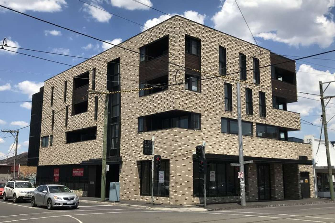 Main view of Homely apartment listing, 105/124 Nicholson Street, Brunswick East VIC 3057