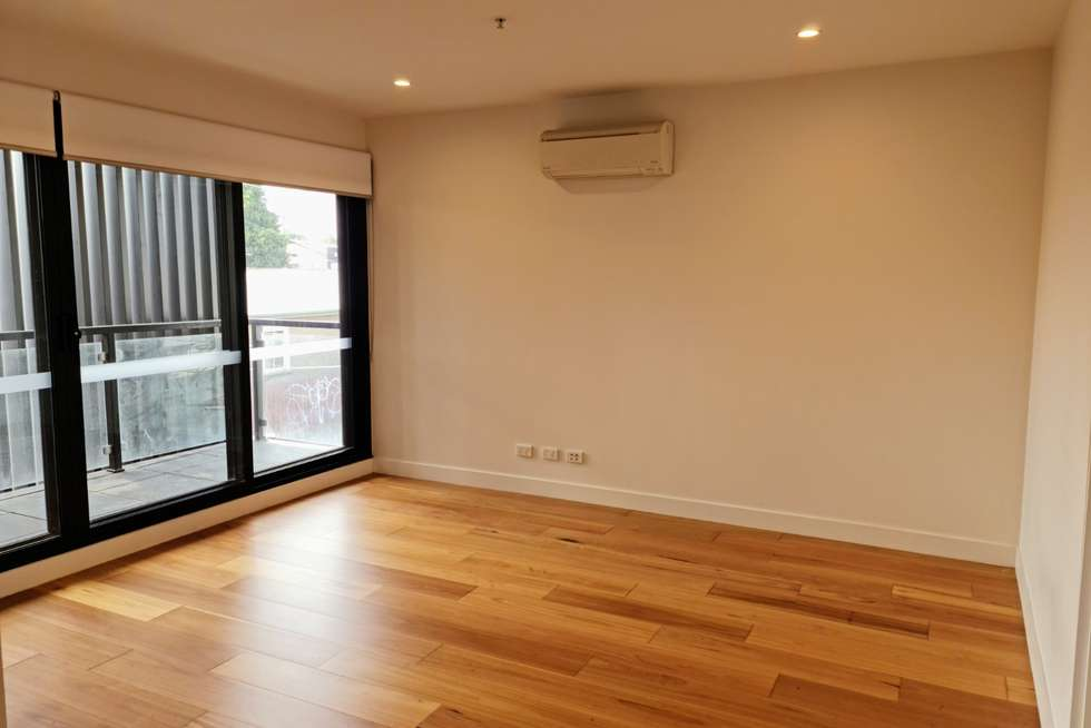 Third view of Homely apartment listing, 105/124 Nicholson Street, Brunswick East VIC 3057