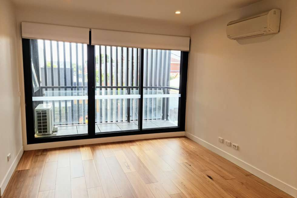 Fourth view of Homely apartment listing, 105/124 Nicholson Street, Brunswick East VIC 3057