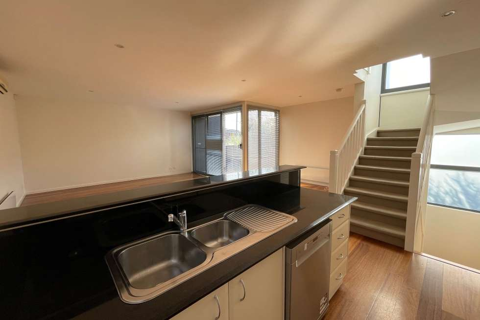 Second view of Homely townhouse listing, 2/189 Stawell Street, Richmond VIC 3121