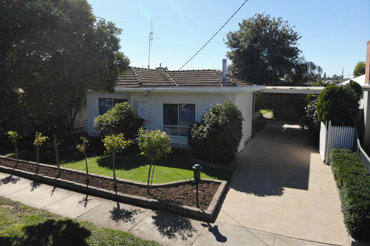 Main view of Homely house listing, 5 Pettifer Street, Kyabram VIC 3620