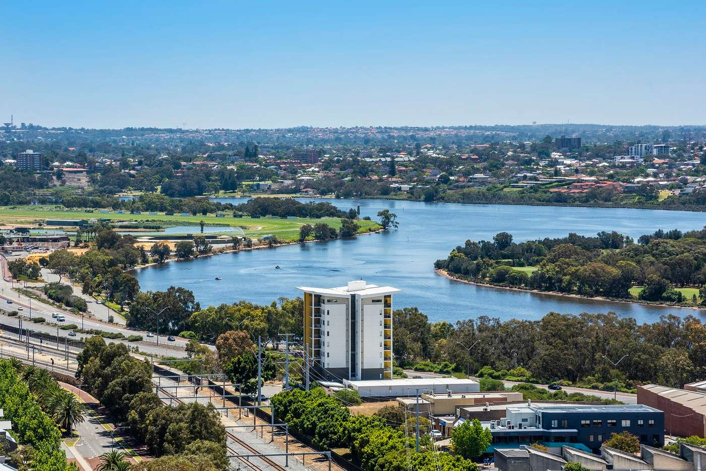 Main view of Homely apartment listing, 605/118 Goodwood Parade, Burswood WA 6100