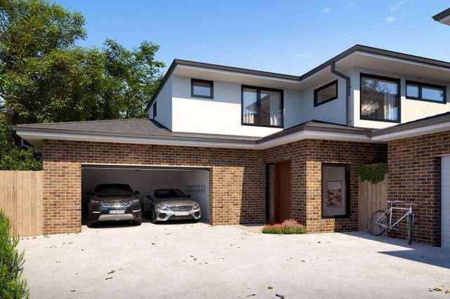 Townhouse Aurisch Avenue, Glen Waverley VIC 3150