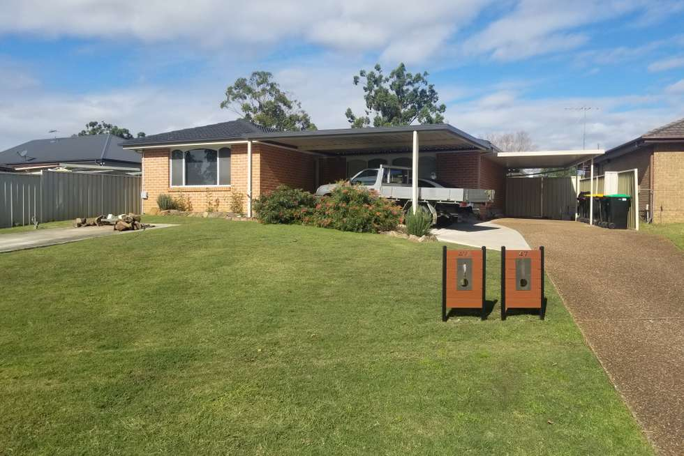 Third view of Homely house listing, 47A Lyrebird Crescent, St Clair NSW 2759