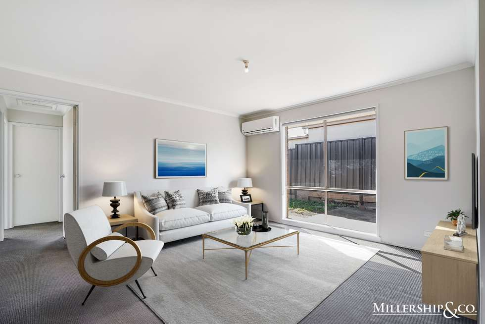 Second view of Homely house listing, 2/36 The Boulevard, Thomastown VIC 3074