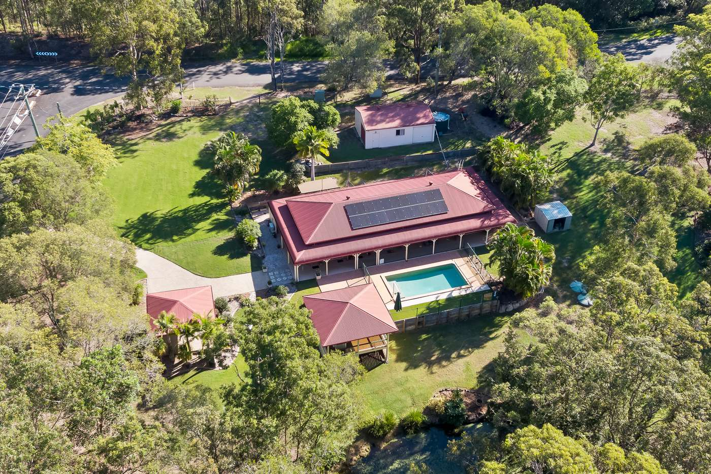 Main view of Homely house listing, 1 Hidden Valley Drive, Eatons Hill QLD 4037