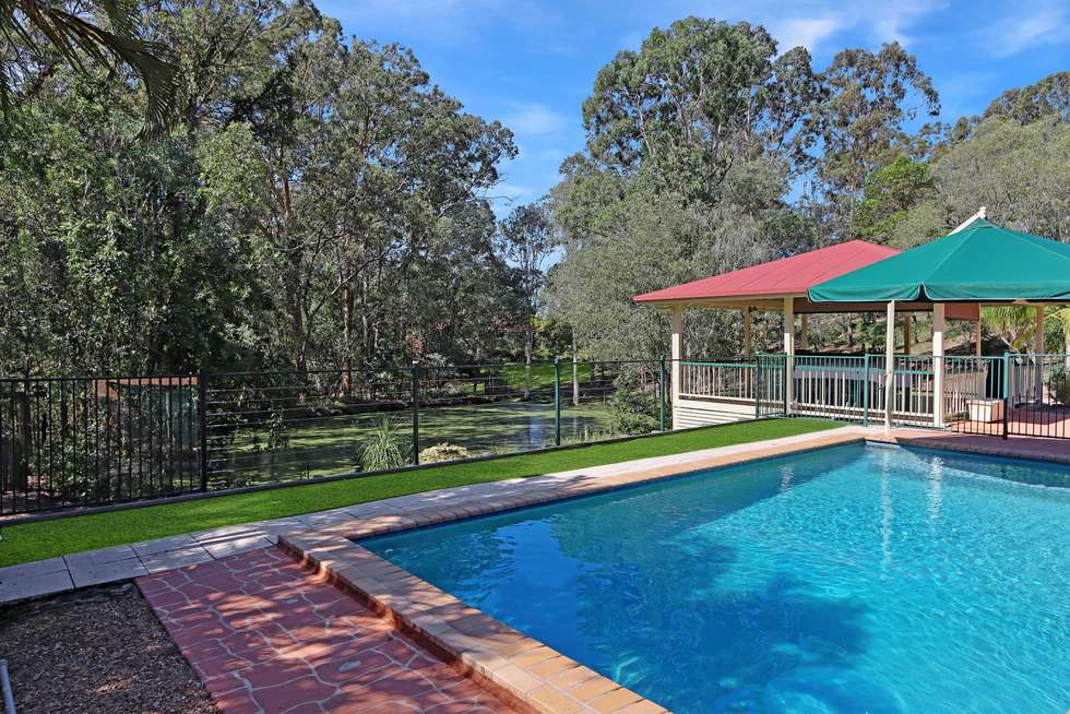Second view of Homely house listing, 1 Hidden Valley Drive, Eatons Hill QLD 4037