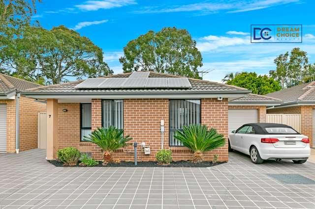 7/15 Tungarra Road, Girraween NSW 2145