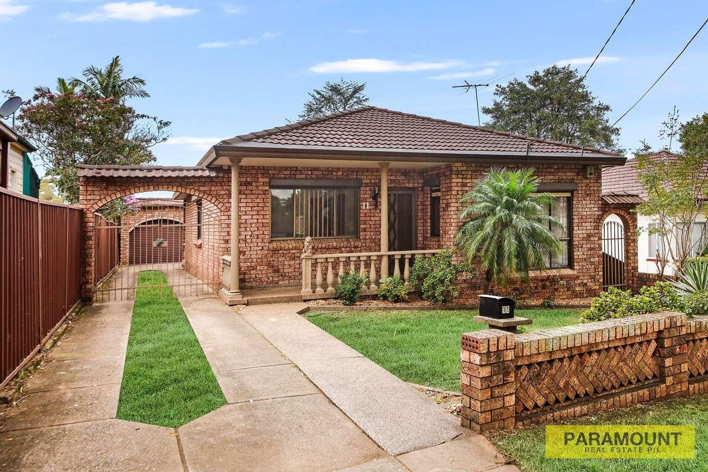 Main view of Homely house listing, 11 Trafalgar Street, Peakhurst NSW 2210