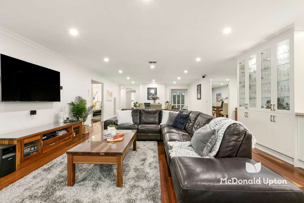 Second view of Homely house listing, 25 Ruby Street, Essendon West VIC 3040