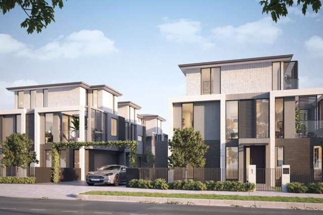 Townhouse at Montgomery Avenue, Mount Waverley VIC 3149
