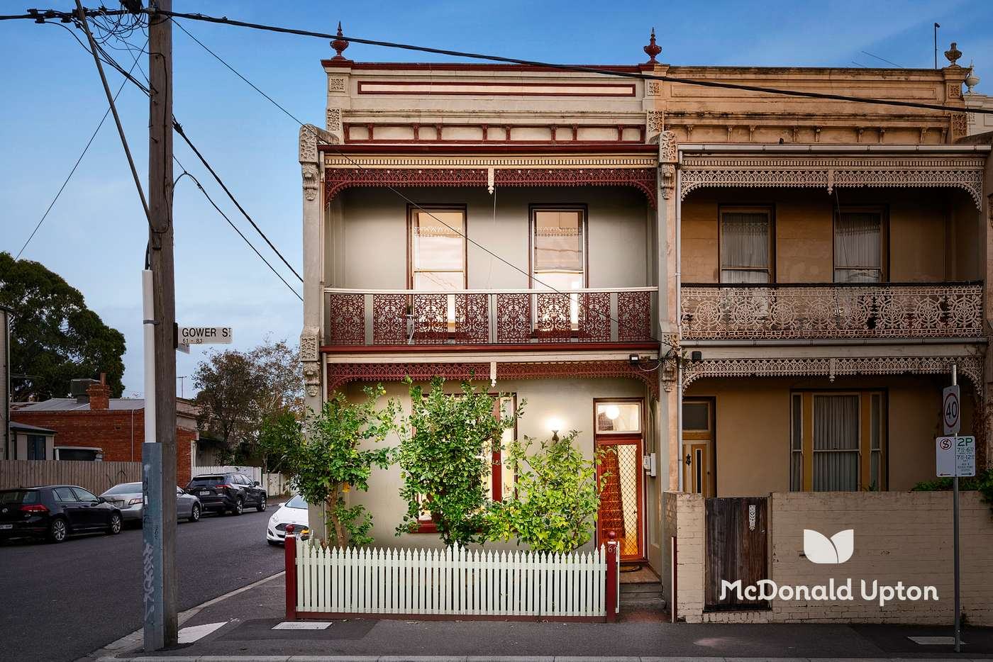 Main view of Homely house listing, 61 Gower Street, Kensington VIC 3031