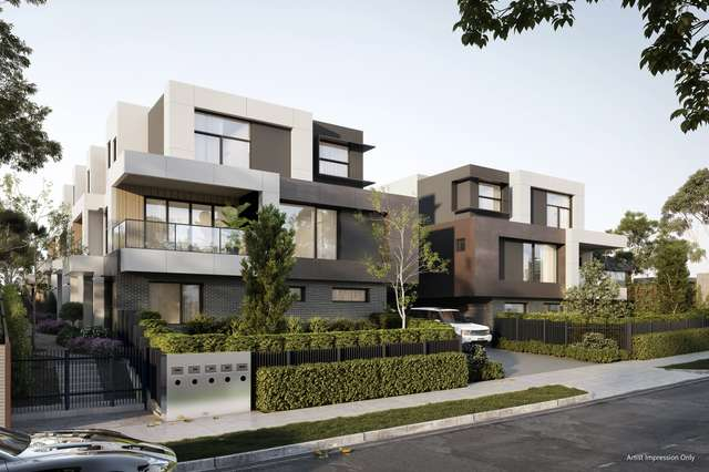 Townhouse at Burwood Hwy, Vermont South VIC 3133
