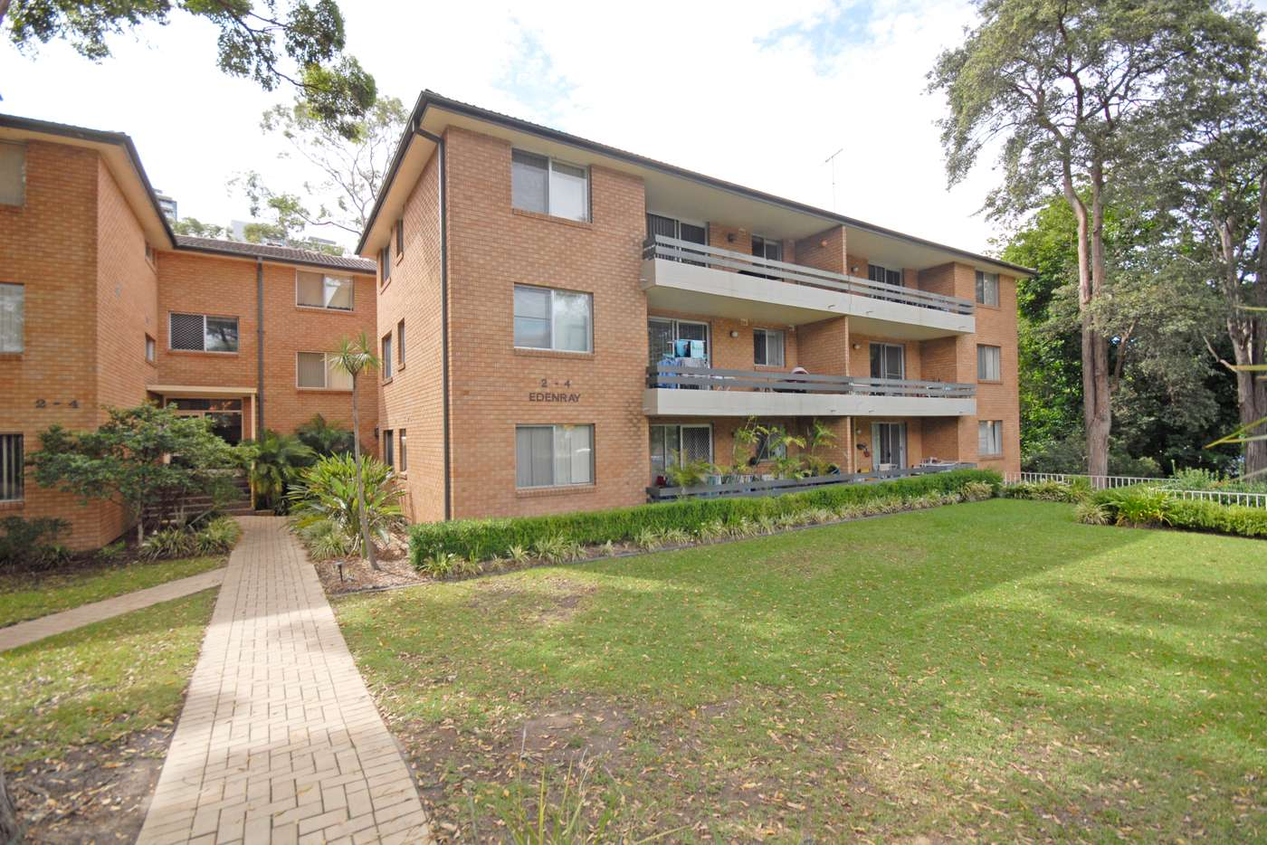 Main view of Homely apartment listing, 7/2 EDENSOR STREET, Epping NSW 2121