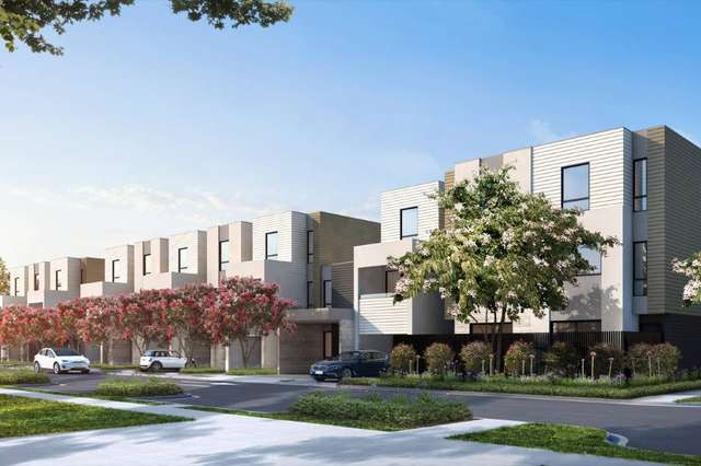 Townhouse at Alvina Street, Oakleigh South VIC 3167