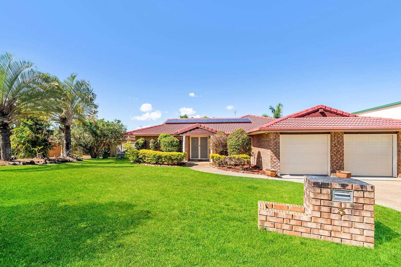 Main view of Homely house listing, 3 Outrigger Drive, Robina QLD 4226