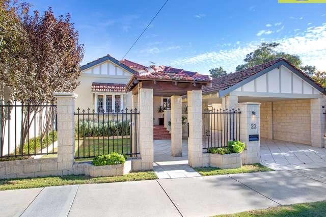 23 Roseberry Avenue, South Perth WA 6151
